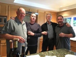 Larry Greene Group Dinner event